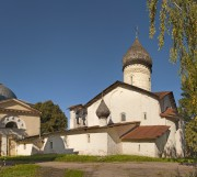 Старовознесенский монастырь. Церковь Вознесения Господня - Псков - г. Псков - Псковская область