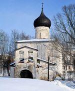 Церковь Георгия Победоносца со Взвоза - Псков - г. Псков - Псковская область