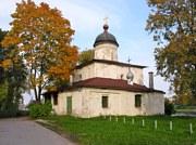 Церковь Климента, Папы Римского, бывшего Климентского монастыря - Псков - г. Псков - Псковская область