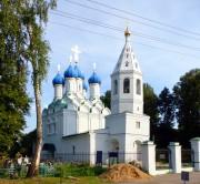 Батюшково. Николая Чудотворца, церковь