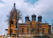 Церковь Рождества Христова - Ильинское - Дмитровский район - Московская область
