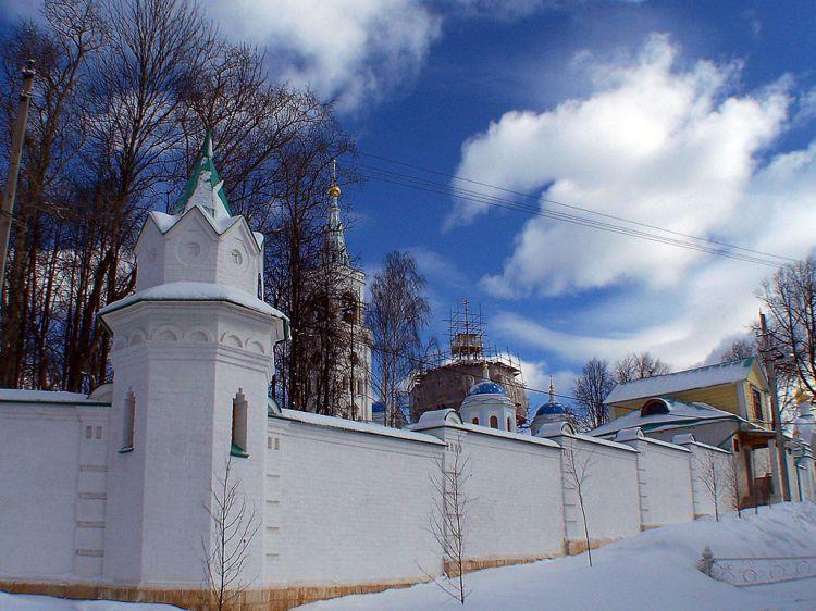 Спасо-Влахернский монастырь, Деденево