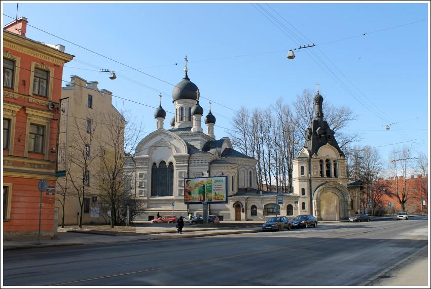 ... - Санкт-Петербург - г. Санкт-Петербург: sobory.ru/photo/126739