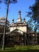 Церковь Серафима Саровского - Санкт-Петербург - Санкт-Петербург, Курортный район - г. Санкт-Петербург