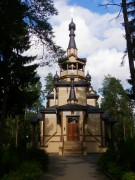 Песочный. Серафима Саровского, церковь