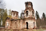 Дылицы. Владимирской иконы Божией Матери, церковь