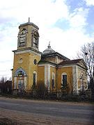 Церковь Воскресения Словущего - Курск (Яблоницы) - Волосовский район - Ленинградская область