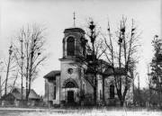 Курск (Яблоницы). Воскресения Словущего, церковь
