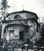 Церковь Вознесения Господня - Рождествено - Гатчинский район - Ленинградская область