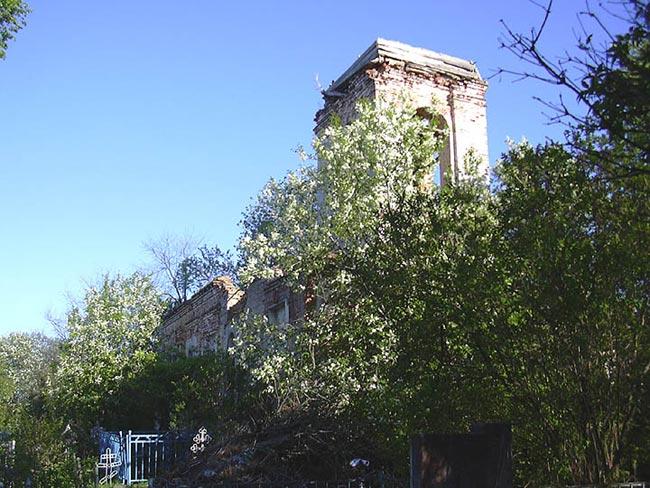 Церковь Рождества Христова, Колчаново