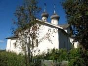 Церковь Василия Кесарийского - Чернавино - Волховский район - Ленинградская область