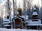 Церковь Бориса и Глеба - Агалатово - Всеволожский район - Ленинградская область