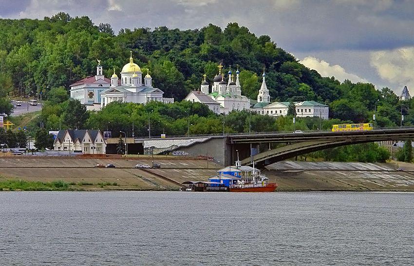 Благовещенский монастырь-Нижний Новгород-г. Нижний Новгород-Нижегородская область