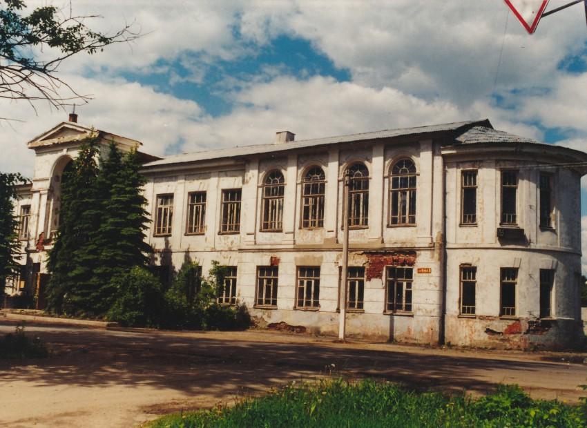 Храм-школа Николая Чудотворца, Павловский Посад