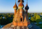Курба. Храмовый комплекс. Церкви Воскресения Христова и Казанской иконы Божией Матери