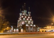 Церковь Богоявления Господня - Ярославль - г. Ярославль - Ярославская область