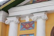 Церковь Ризоположения (Положения честной ризы Пресвятой Богородицы во Влахерне) в Крестах (Крестобогородская) - Ярославль - г. Ярославль - Ярославская область