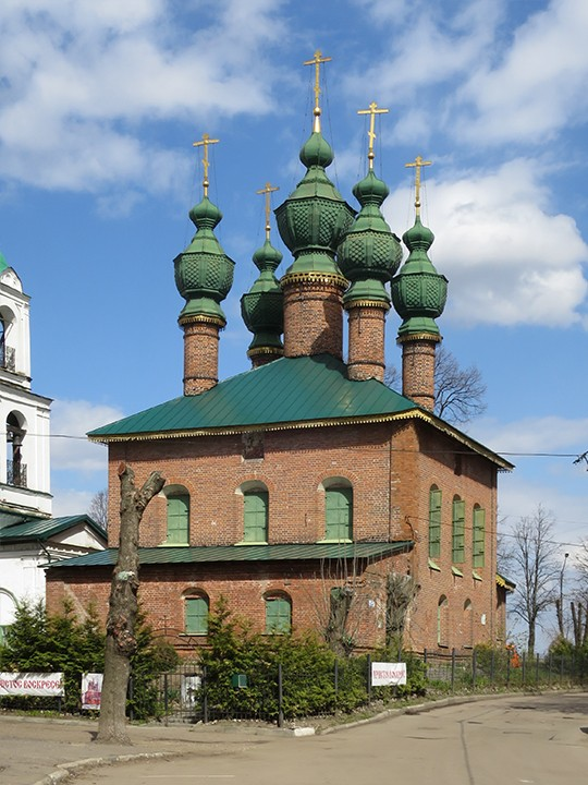 Церковь Благовещения Пресвятой Богородицы, Ярославль