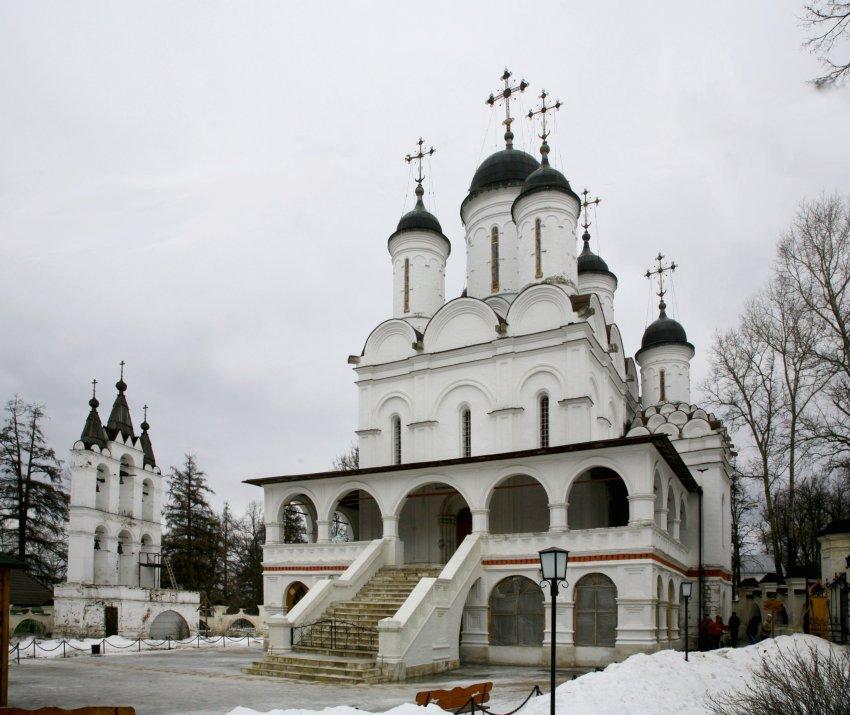 Церковь Спаса Преображения, Большие Вязёмы