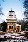 Церковь Сошествия Святого Духа - Лесные Поляны - Подольский район - Московская область