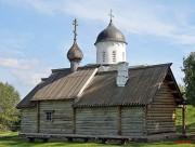 Старая Ладога. Димитрия Солунского, церковь