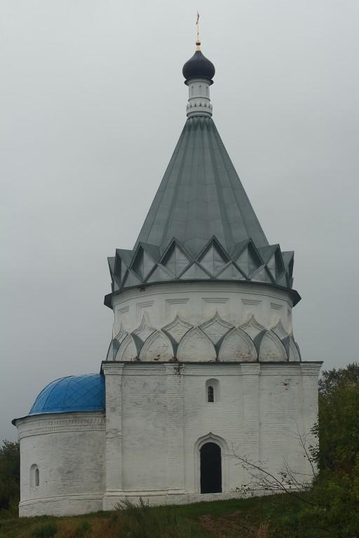 Церковь Космы и Дамиана-Муром-Муромский район и г. Муром-Владимирская область
