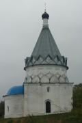Церковь Космы и Дамиана-Муром-Муромский район и г. Муром-Владимирская область-Cocpucm