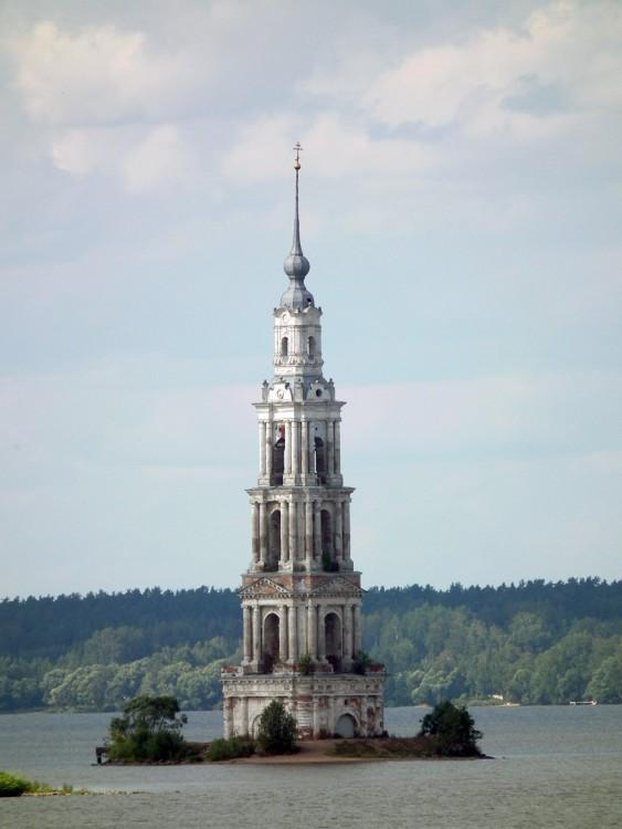Колокольня собора Николая Чудотворца-Калязин-Калязинский район-Тверская область