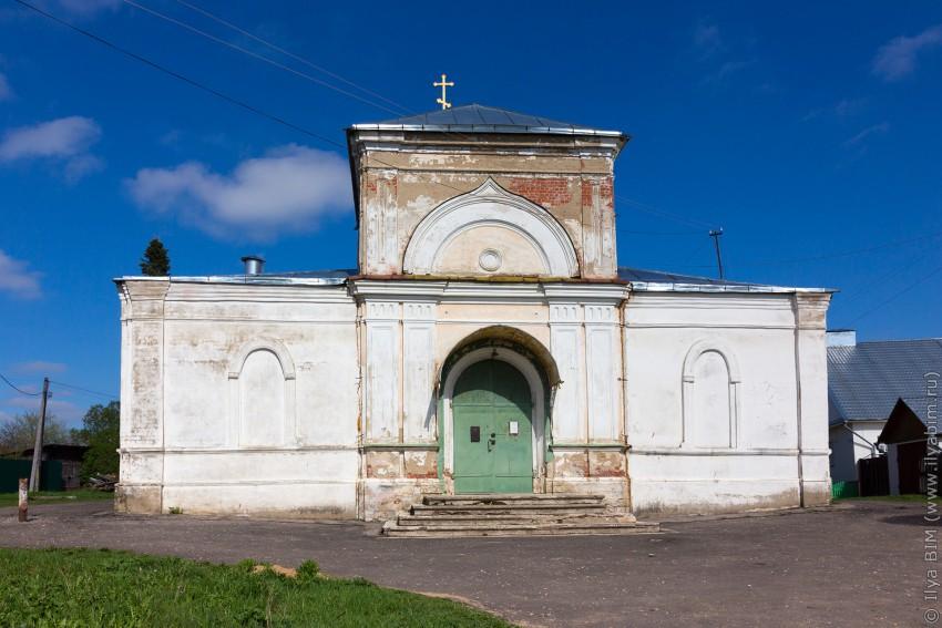 Церковь Рождества Христова, Кашин