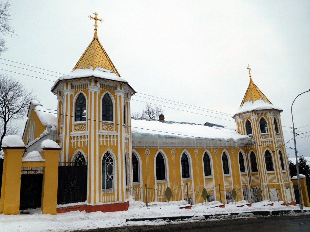 Горно-Никольский Епархиальный мужской монастырь, Брянск