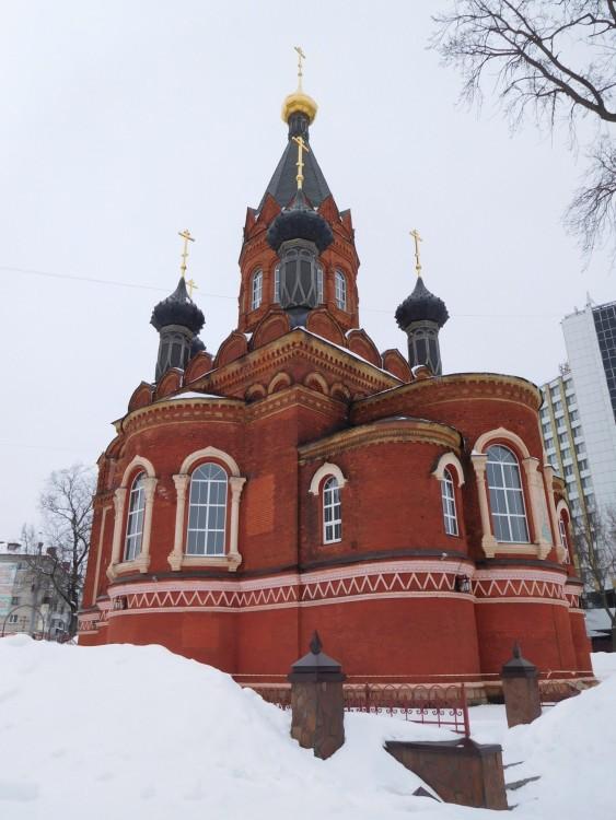 Церковь Спаса Преображения (