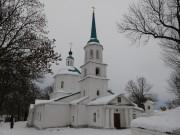 Брянск. Тихвинской иконы Божией Матери, церковь