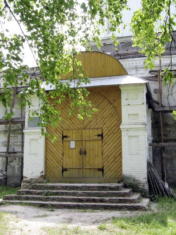 Собор Троицы Живоначальной, Трубчевск