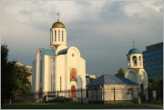 Красногвардейский район. Успения Пресвятой Богородицы (Храм памяти ленинградской блокады), церковь