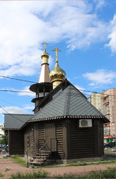 Церковь Василия Великого, Санкт-Петербург