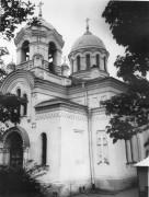 Церковь Спаса Нерукотворного Образа (Спасо-Парголовская) на Шуваловском кладбище - Санкт-Петербург - Санкт-Петербург - г. Санкт-Петербург