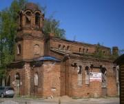 Церковь Троицы Живоначальной - Санкт-Петербург - Санкт-Петербург, Петродворцовый район - г. Санкт-Петербург