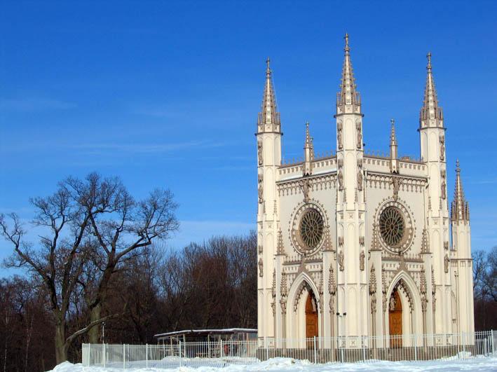 Церковь Александра Невского, Санкт-Петербург