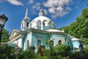 Церковь Смоленской иконы Божией Матери - Санкт-Петербург - Санкт-Петербург - г. Санкт-Петербург