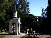 Часовня в память храма Пресвятой Троицы на Смоленском православном кладбище - Санкт-Петербург - Санкт-Петербург - г. Санкт-Петербург