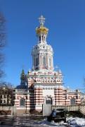 Василеостровский район. Воскресения Христова, церковь