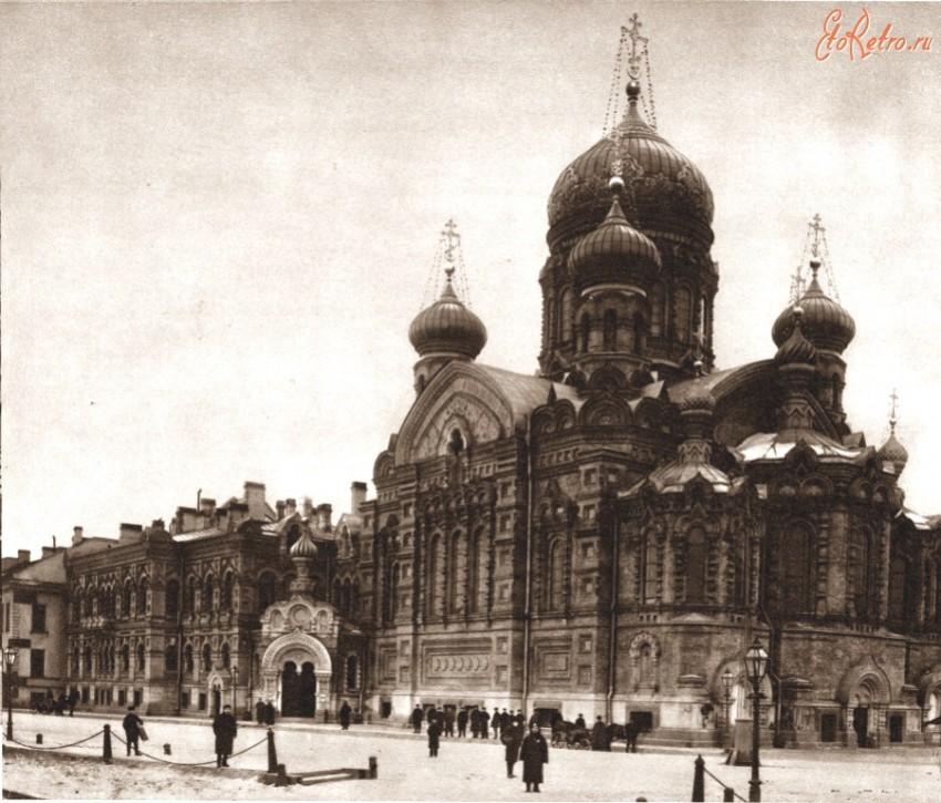 Церковь Успения Пресвятой Богородицы на подворье Оптиной пустыни, Санкт-Петербург