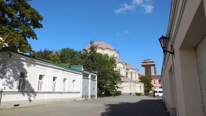 Воскресенский Новодевичий монастырь, Санкт-Петербург