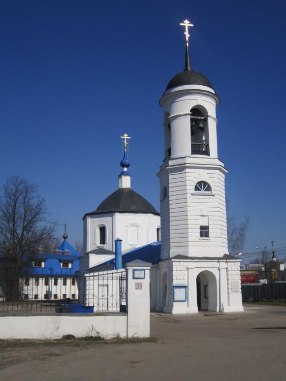 Церковь Рождества Пресвятой Богородицы, Анискино