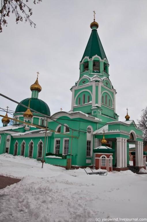 Собор Троицы Живоначальной, Ижевск