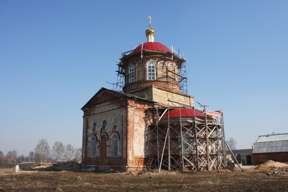 Церковь Рождества Христова, Карамышево