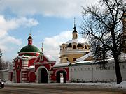 Аносин Борисоглебский монастырь - Аносино - Истринский район - Московская область