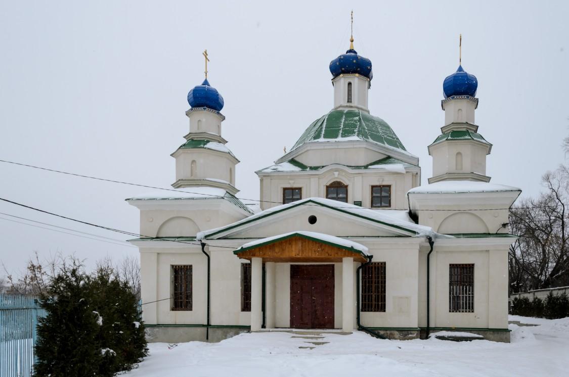 Церковь Иоанна Предтечи, Данилово