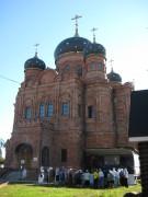 Спасо-Преображенский Гуслицкий монастырь - Куровское - Орехово-Зуевский район - Московская область