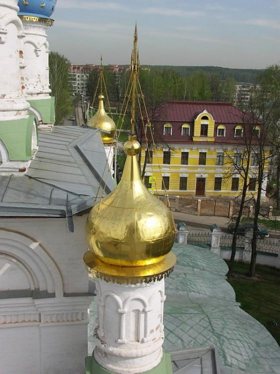 Храм благовещенья в павловской слободе